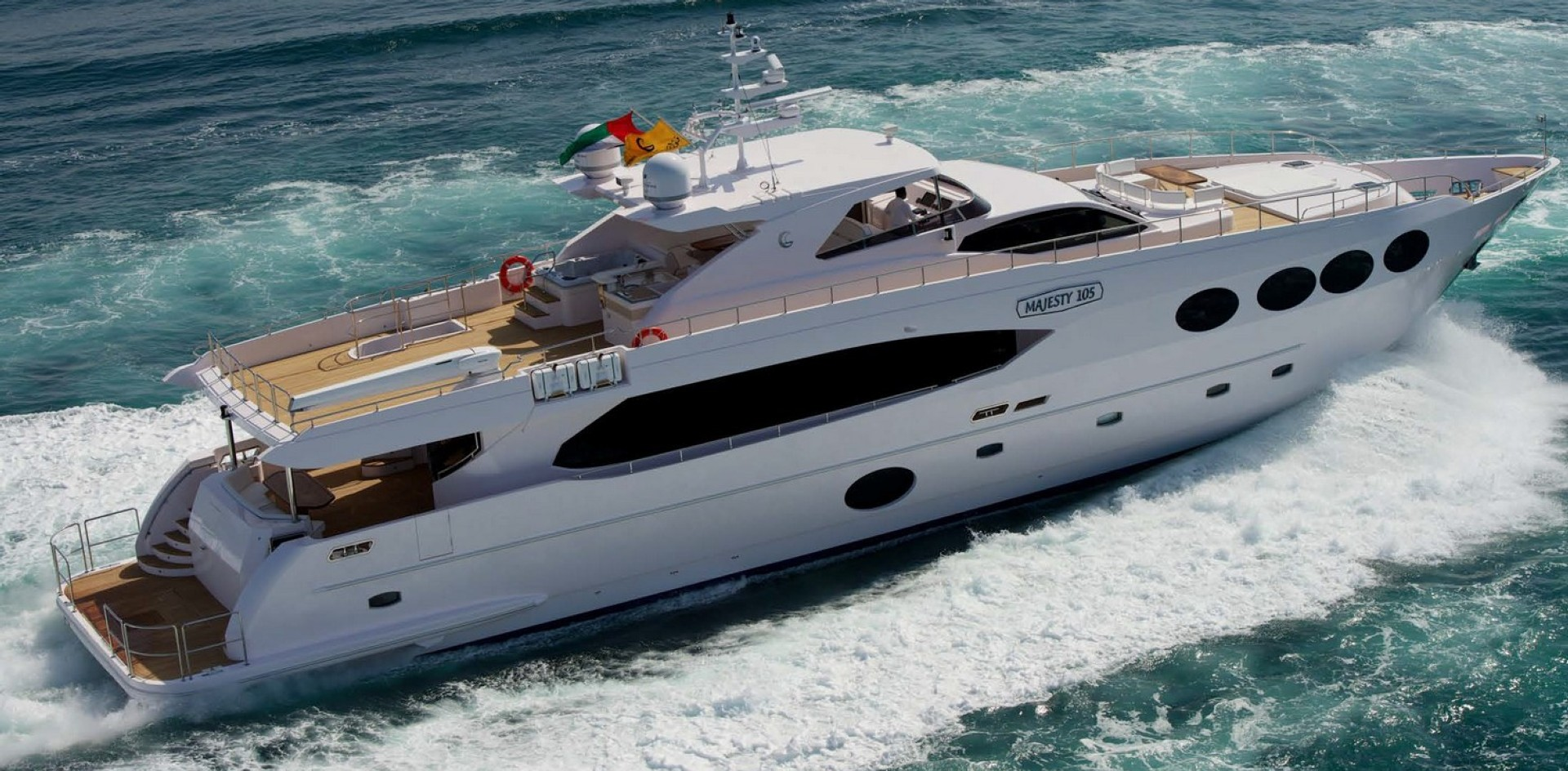 Yacht for sale of the week: M/Y Le Must