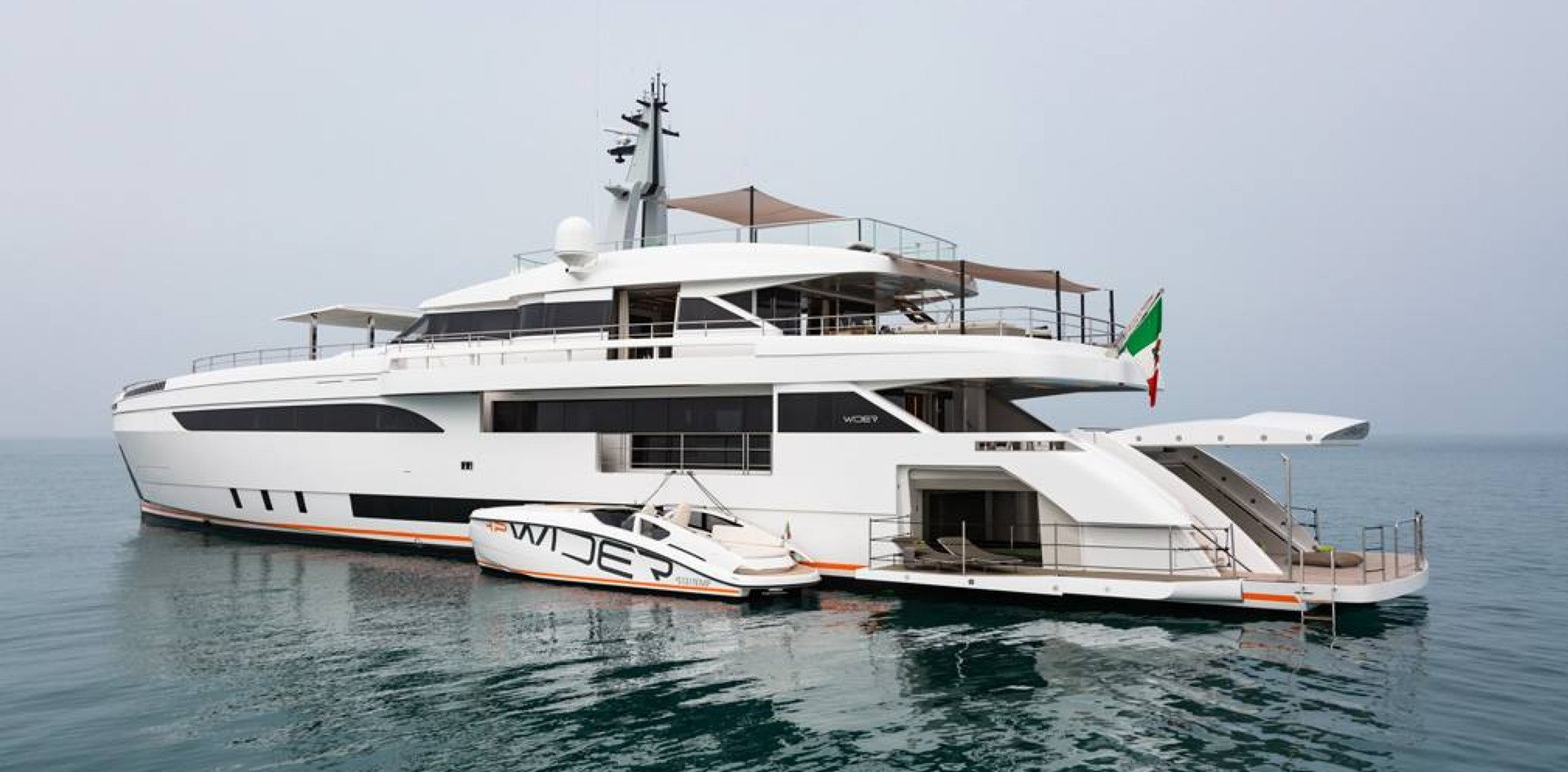 An Eco-Friendly yacht: The M/Y Bartali