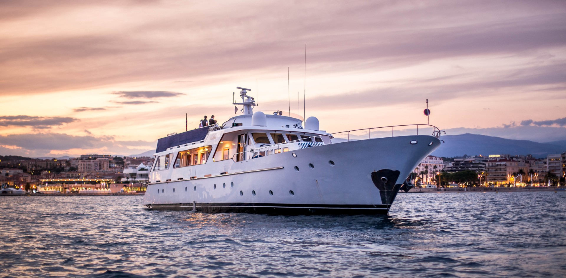 Yacht for sale of the week: M/Y Lady Roxanne