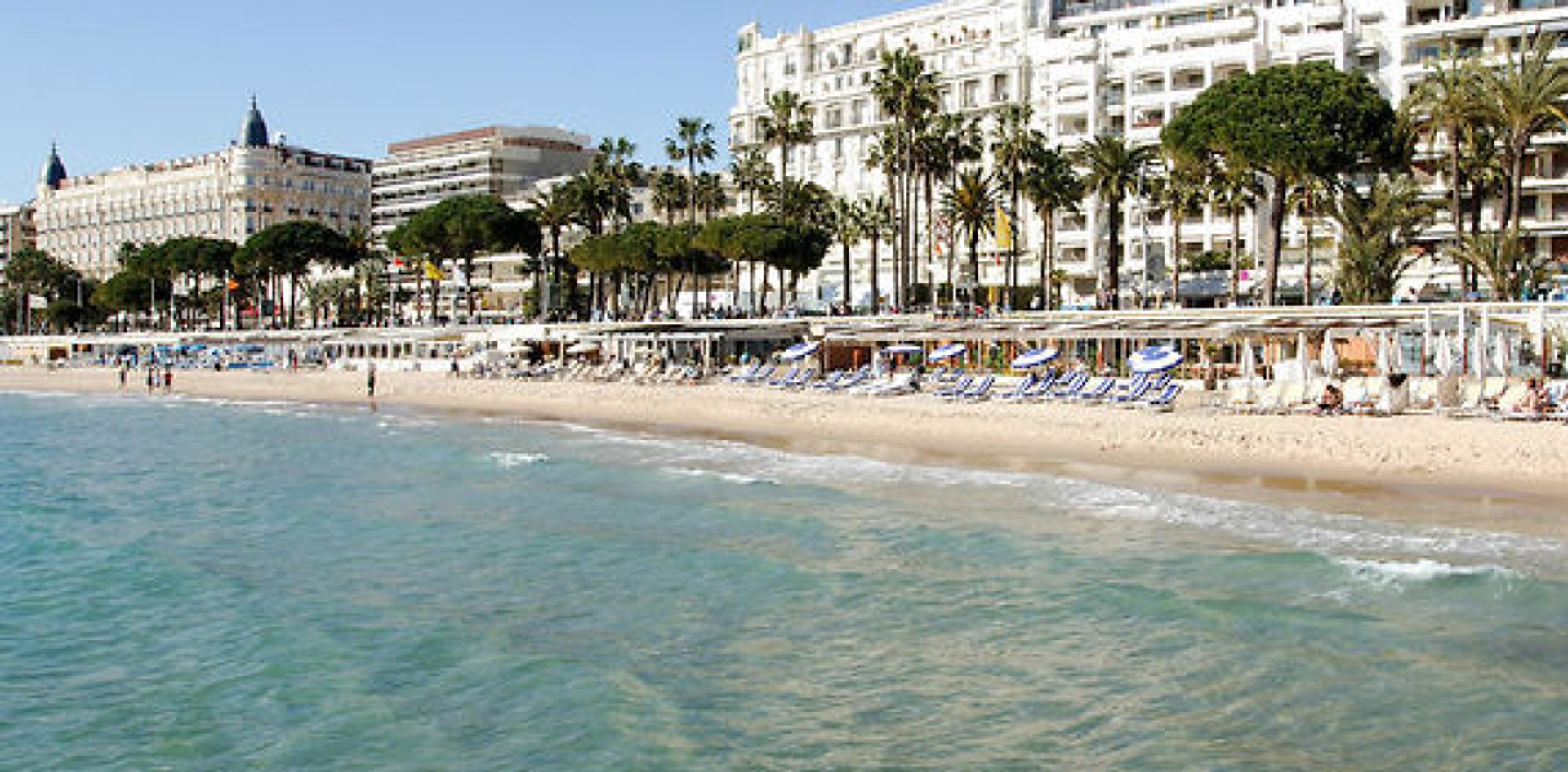 This summer the beaches of Cannes will be even more beautiful…