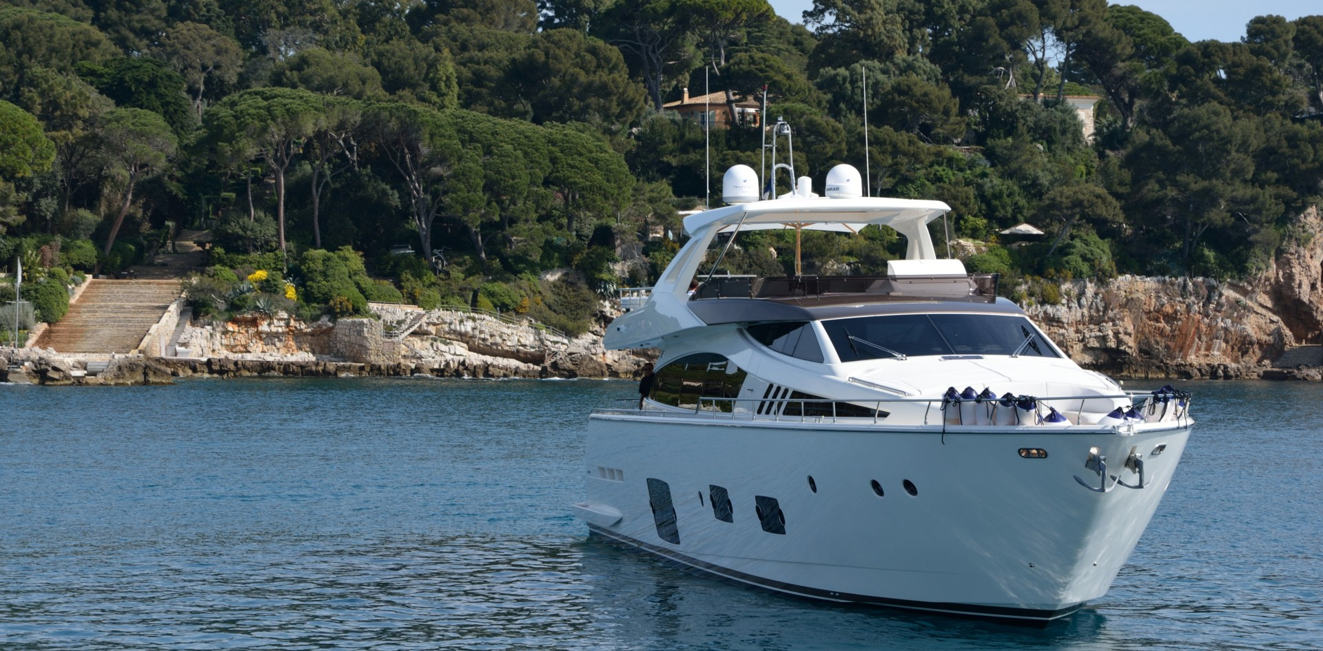 Yacht for sale of the week: Ferretti 800
