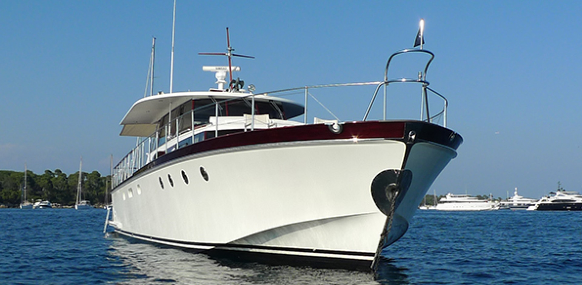 Yacht for sale of the week: Baglietto 1964
